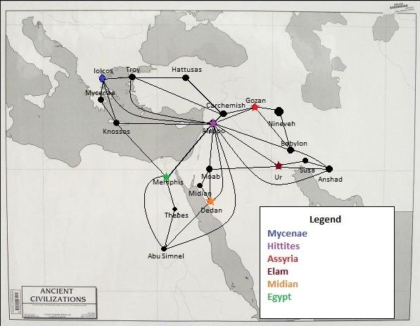 DBA campaign Hittite Empire 1280 BC